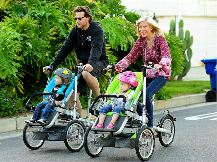 Mother and Baby bikes |Mother and Baby trike - stroller | Baby ...